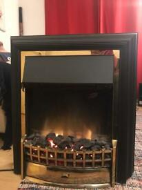 Dimplex Cheriton Free Standing Electric Fireplace