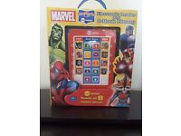 Me Reader MARVEL & 8 Books Library - Electronic Reader BRAND NEW , toys , boy , boys ,