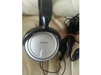 Philips SPH2500 indoor over ear head phone