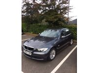 BMW 320d Grey saloon 2005 motd until April 2018
