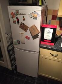 Beko large fridge freezer