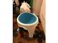 Baby bath seat new born angelcare please lookup for more info