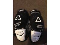 Leatt hybrid 3df motocross knee pads