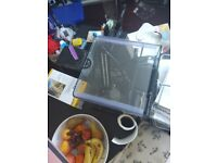 1ft sq fish tank including pump heater and light