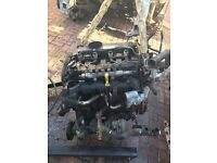 2006 to 2012 euro 4 ford transit TDCI engine complete with genuine 78k perfect runner warranty