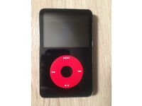 Vintage Apple iPod Classic 5th Generation U2 Limited Edition