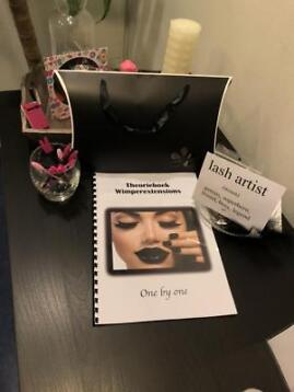 Cursus One by One Wimperextensions/ Den Haag