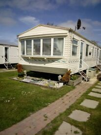 Caravan for Rent 3 bedroom, sleeps 6 at Cherry Tree Holiday Park Burgh Castle