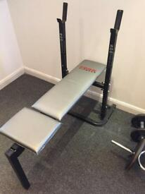 York weight lifting bench