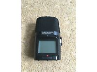Zoom H2N Hand Recorder for sale - Like new!!