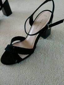 Black New Look Shoes - Size 5