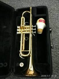 Trumpet yamaha ytr 4335 g