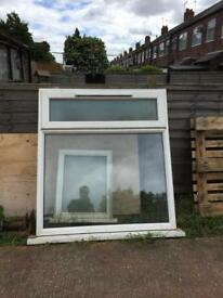 Window and frame