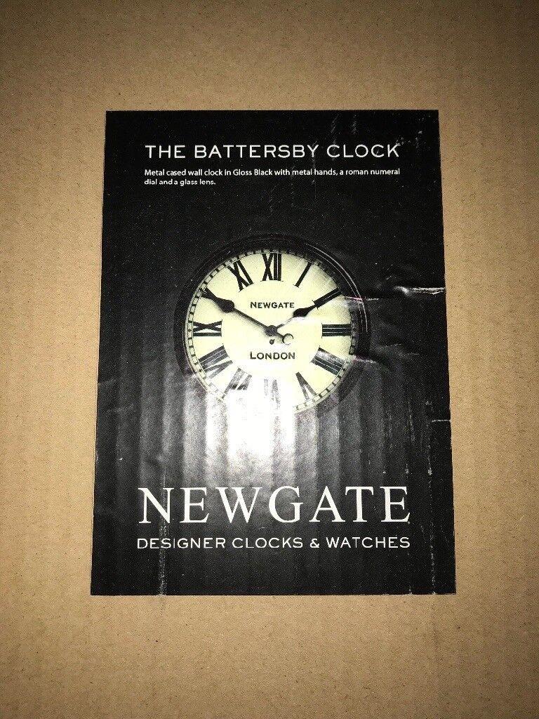 Brand new unopened NewGate Clock