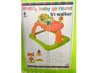 Redkite baby round walker