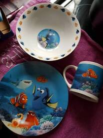 Finding dory lunch set