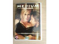 MEDIUM - THE FINAL SEASON - 4 DISC DVD