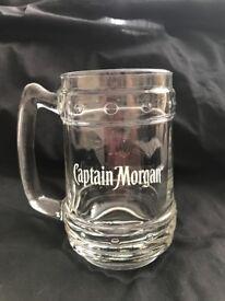 Captain Morgan Tankards