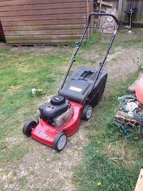 Lawnmower petrol, Briggs & Stratton