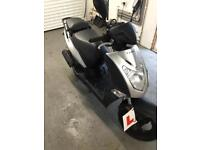 KYMCO AGILITY 50 cc scooter price reduced £495 ono