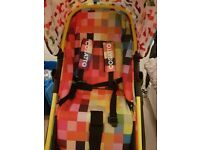 Cosatto giggle 2 travel system+ carseat