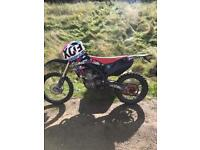Honda crf 450 for your ?