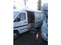 Much loved motorhome ill health forces sale