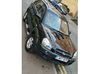 2007 Hyundai TUCSON 4X4,1991 cc,Estate,5 doors