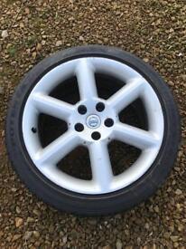 Nissan 350z alloy wheels