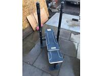 Domyos weight bench