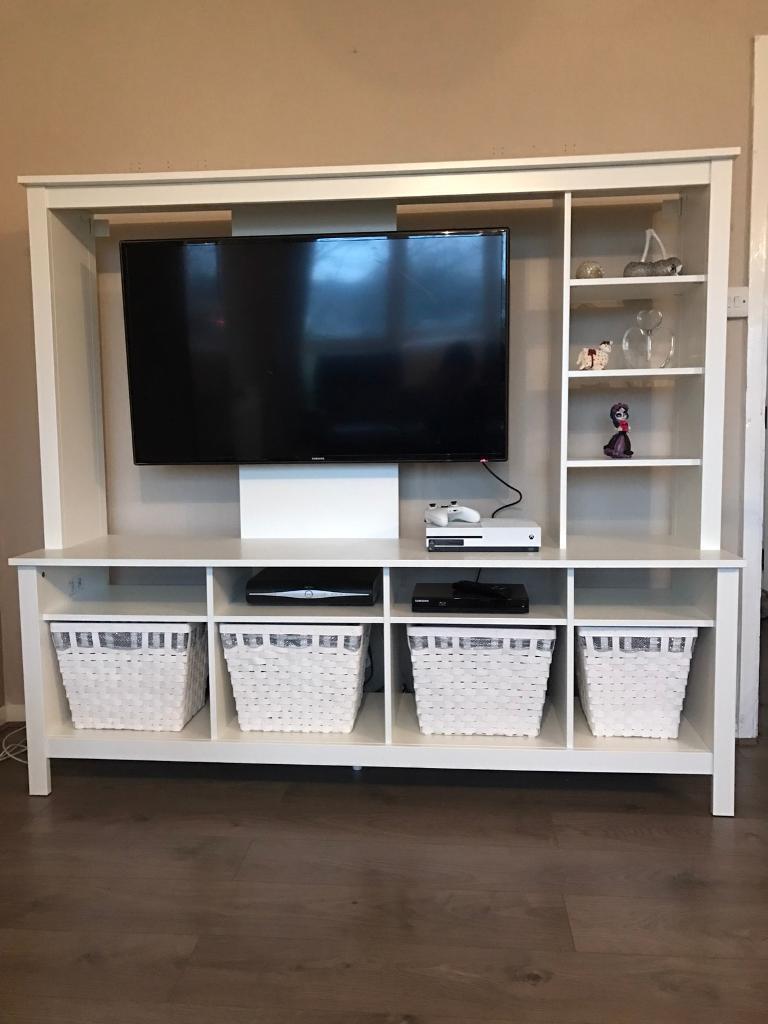 Ikea tomnas tv storage unit in rayleigh essex gumtree for Ikea storage bin unit