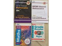 NEW GCSE 9-1 EDEXCEL MATHS MATHEMATICS REVISION AND PRACTICE TEXTBOOKS AND WORKBOOKS