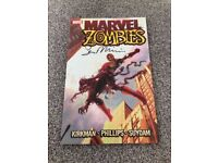 Marvel Zombies Vol.1 SIGNED BY SEAN PHILLIPS