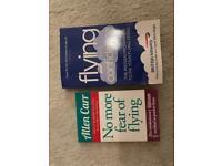 Fear of flying self help books