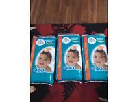 5+ Asda nappies