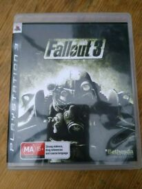 FALLOUT 3 PS3 - PlayStation 3 game I excellent condition