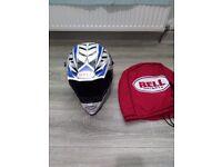 Bell MX439 helmet