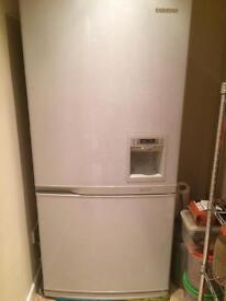 Samsung American fridge & freezer