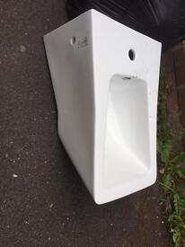 Sink new inbox for size wall hung brand new only £30 to clear bargain