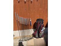 Wilson Ultra full set golf clubs