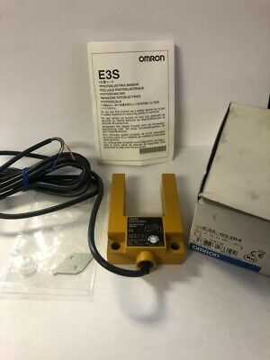 New In Box Omron Photoelectric Switch E3s-gs3b4