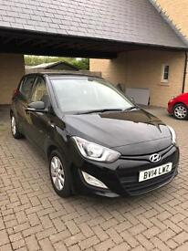 2014 (14) Black Hyundai i20 Active Blue Drive CRDI 1.4l Manual *Free Tax*