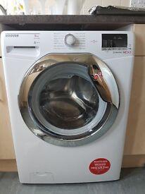 Hoover 9 kilo 1400 RPM washing machine new