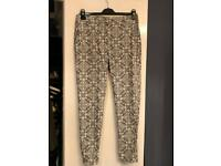 Next Capri Trousers - Size 10R