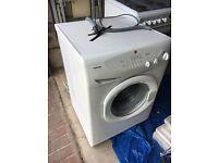 Hoover white washing machine in VGC