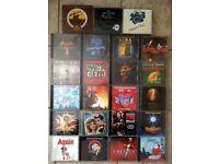 Musical Theatre CD's x 46 including Wicked, Miss Saigon, Martin Guerre, Phantom, Superstar & more...
