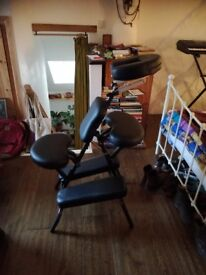 Massage chair for free