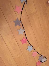 Laura Ashley Bunting x 2
