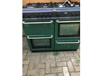 Belling 8 Burner Range Cooker