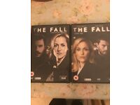 The Fall DVD series 1 and 2